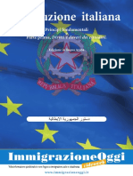 Costituzione Italiana_lingua araba_2013