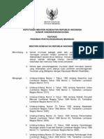 KMK No. 1059 ttg Pedoman Penyelenggaraan Imunisasi