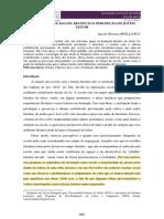 CLÁSSICO E BEST-SELLER- RECEPÇÃO E PERCEPÇÃO DO JOVEM LEITOR
