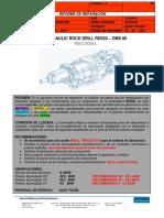 Informe de Reparación RD520 K051009 GYM