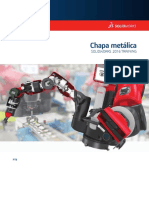 Chapa Metálica - Solidworks 2016 Training