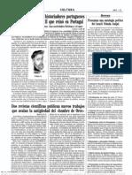 1998-03-25 - Dos revistas científicas publican nuevos trabajos que avalan la antigüedad del hombre de Orce