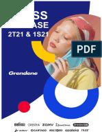 Press Release Do Resultado Da Grendene Do 2t21