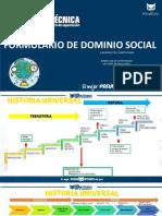 Formulario Dominio Social - Centro de Capacitación Politécnica - Soy Búho