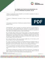 28-04-2020 a Mes y Medio Del Primer Caso Positivo de Coronavirus, En Guerrero Hay 32 Personas Fallecidas_ Salud.docx
