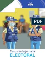Casos Jornada Electoral SEP 2021