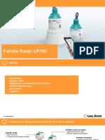 Presentacion Familia Radar LR100 110 120 Lana-sarrate