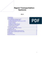 Intelligent Transportation Systems and Communications