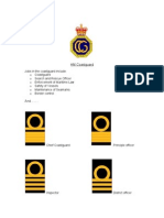 HM Coast Guard Public Services Unit 1 AO 1
