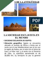 LAS PRIMERAS CIVILIZACIONES ANTIGUAS (1)