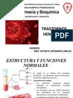 6.- Clase de enfermedades hematologicas