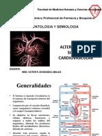 13.- Clase alteracion sistema cardiovascular