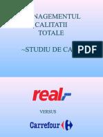 Real Berceni versus Carrefour Orhideea