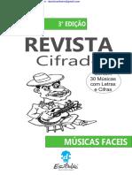 3 - Revista Cifrado_Músicas Faceis