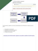 PEF_ Proceso de análisis e interpretación de la información
