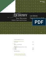 Digital Booklet - Debussy_ Jeux. Xavier Roth