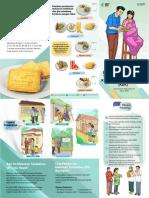Leaflet PMT Ibu Hamil Kurang Energi Kronik (KEK)