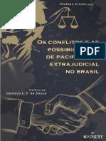 Livro Os Conflitos e as Possibilidades de Pacificação Extrajudicial No Brasil