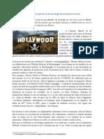 Hollywood un géant né du piratage de quelques brevets