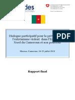 Rapport-final- prévention extremisme violent
