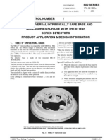 5BEX I.S. Detector base manual