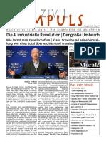 Die 4. Industrielle Revolution - Der Große Umbruch