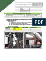 Evaluacion de Rodillo Presiones Hidraulicas