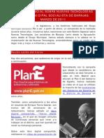 Boletín Especial GMSB - Nuevas Tecnologías