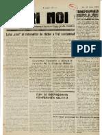 Ziarul Zori Noi, 1945