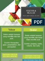 Vektor & Skalar