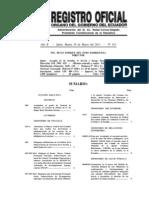 Reglamento sobre integración de juntas receptoras de voto