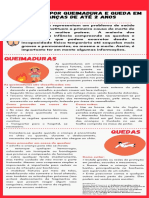 infográfico saúde da criança