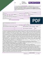 Umowa o Swiadczenie Uslug Telekomunikacyjnych Osoba Prawna 19012013