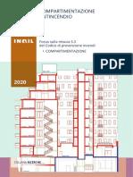 INAIL 2020 - Compartimentazione Antincendio - Focus sulla misura S.3