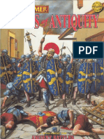 Ancient Battles - Armies of Antiquity