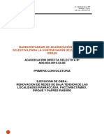 Bases ADS-056-2014-ELSE Renov. Redes BT Localidades Ranraccasa Paruro