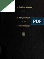 A Maçonaria e o Cristianismo - Rev. Galdino Moreira