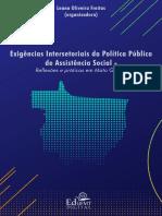 Exigências Intersetoriais Da Política Pública De