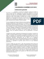us-ascii''Propuesta de CALENDARIO ACADÉMICO 2011-12