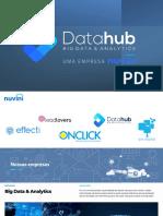 Apresentacao DataHub FB Aniversario Skala
