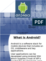 PRINCE-Android-mobile-operating-system-Ppt