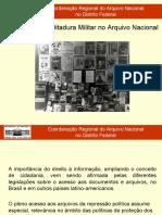 Os Acervos Da Repressao Politica No Brasil - 15-10 - Vivien Fialho Silva Ishak