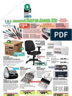 Office Pro April 2011 Flyer