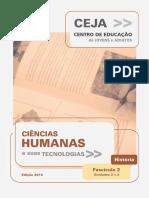 ceja_historia_unidade_3 - Conhecendo nossas raízes como pensavam e o que queriam os primeiros brasileiros
