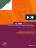 Vigitel Brasil 2017 Vigilancia Fatores Riscos
