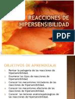 hipersensibilidades sintesis