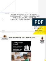 DIAPOSITIVA PROYECTO DE AULA 2021