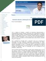 Seminário discute a destinação de resíduos sólidos em Santos