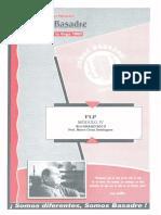 FLPsicología-Módulo IV-2014-Colegio Privado Jorge Basadre