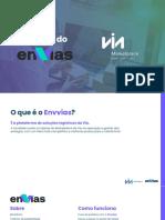 ViaMarketplace - Envvias - ModalidadesPostagemColeta